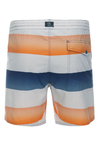 O /'Neill Santa Cruz Stripe Shorts Hommes comparaisonsconcernant secondé maillot short board