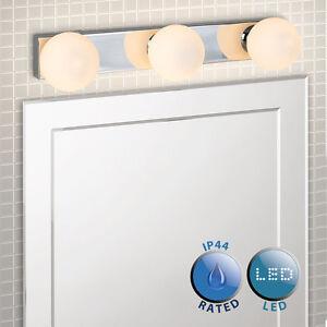... -Broadway-Style-LED-Vanity-Make-Up-Bathroom-Mirror-Wall-Light-Chrome