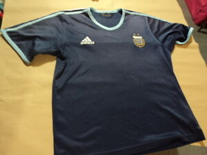 Image is loading old-alternative-soccer-Jersey-maglia-camiseta-Argentina- adidas 827662ebe0a7a