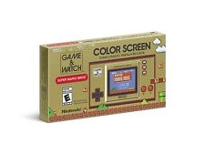 Nintendo GAME & WATCH: SUPER MARIO BROS. Pocket Handheld Video Game