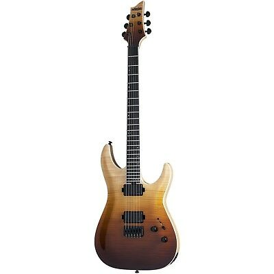 100% Kwaliteit Schecter C-1 Sls Elite Antique Fade Burst Anqfb B-stock Electric Guitar C1