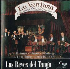 Los Reyes Del Tango La ventana CD EPSA 1995