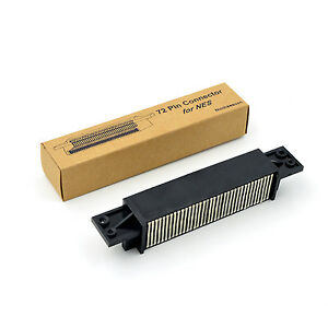 72-Pin-Connector-For-Nintendo-NES-Game-Cartridge-Adapter-Replacement-Part-Tool