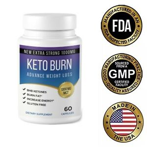 Details About Keto Diet Pills Shark Tank Best Weight Loss Supplements Fat Burn Carb Blocker