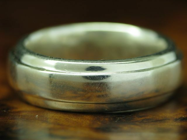 925 Sterling silver Ring   Echtsilver   RG 56   10,2g