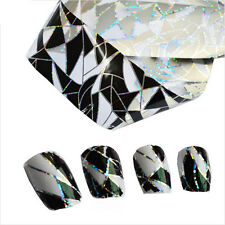 1 Blatt Nagel Kunst Folie Nail FoilsSternhimmel Sticker 4*100cm Nail Deko