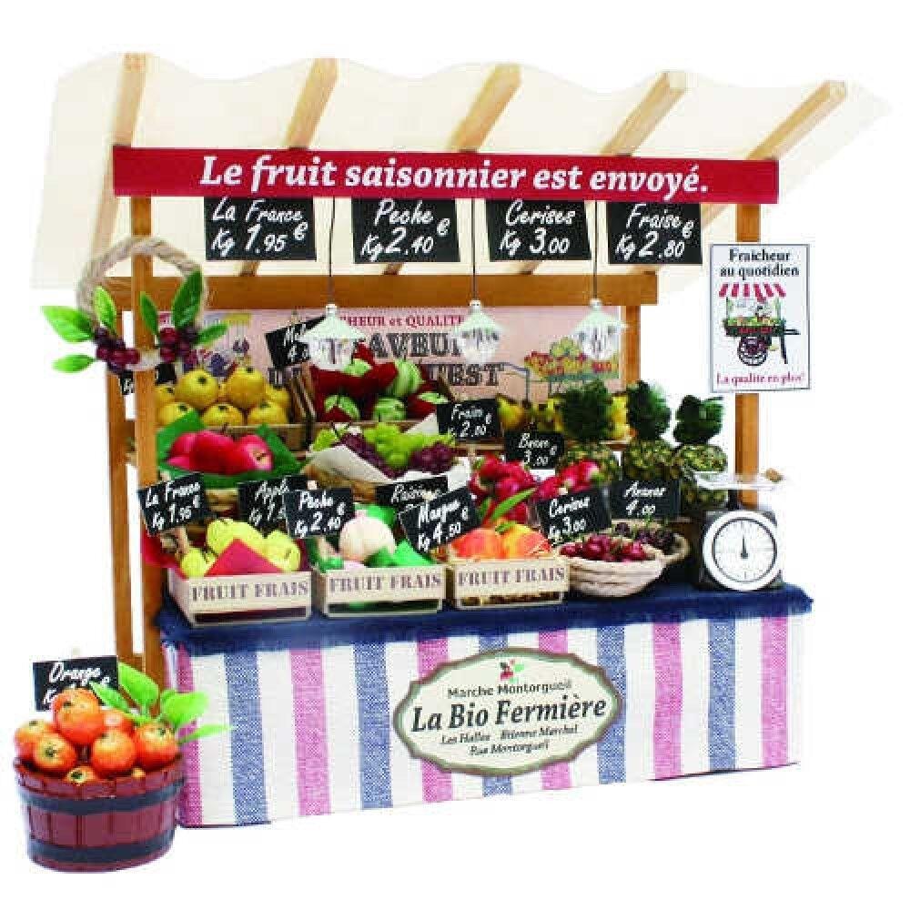Billy 8843 Hecho a Mano Miniatura Modelo Trabajo Kit Marche en París Japón