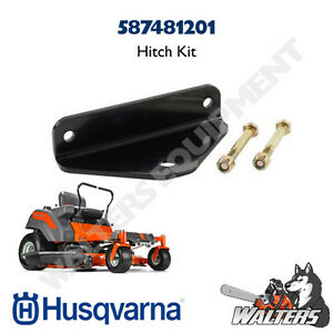 Details about NEW Genuine Husqvarna Zero Turn Hitch Kit 587481201 | RZ Z254  Z246