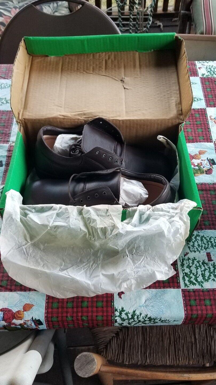 Nella scatola Apex Ambiulatore 1271M Men's  Therapeutic Diabetic Extra Depth scarpe 12.5  tutti i beni sono speciali