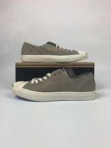 0764016a9b5725 Image is loading CONVERSE-JACK-PURCELL-JACK-SUEDE-LOW-TOP-Malt-
