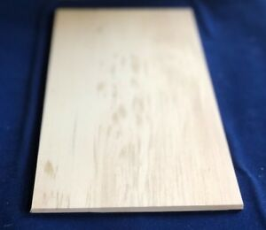 1 × Solid Beech wood Sheet 3mm