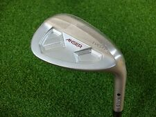 PING ANSER FORGED BLACK DOT 58* WEDGE DG S400 STIFF FLEX STEEL RH USED