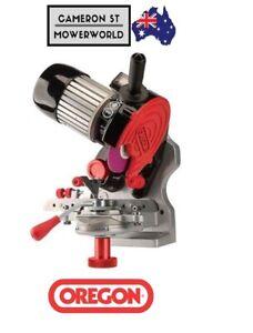 Oregon-Chainsaw-Chain-Sharpener-Grinder-410-230-Sharpens-Chain-up-to-404