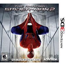 The Amazing Spider-Man 2 (Nintendo 3DS)