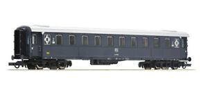 Roco 74603 Type '21 série 30000 gris ardoise 2e classe Fs