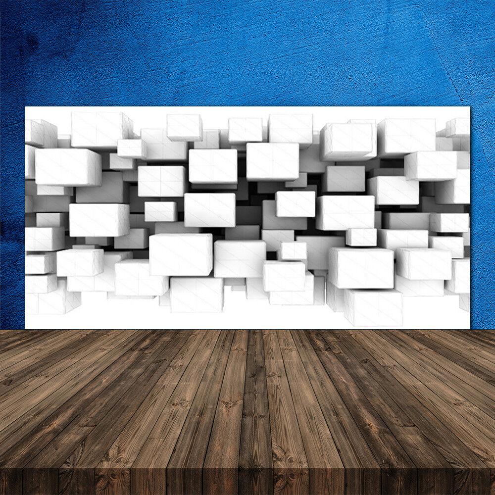 Crédence de cuisine en verre Panneau 120x60 Cuisine Abstrait
