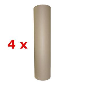 1 Rolle Schrenzpapier Packpapier 75 cm breit x 250 lfm  80gm²  1Rolle15kg