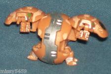 BAKUGAN Brawlers B1 Tan Subterra 2 Headed HYDRANOID 550g Original Smaller 2007