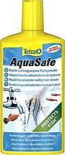 Acondicionador de Agua Tetra AquaSafe 500ML