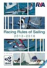 RYA The Racing Rules of Sailing 2013 - 2016 by Royal Yachting Association (Paperback, 2012)