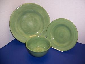 Tabletops-Unlimited-Corsica-Sage-Green-Dinner-Plate-Salad-Plate-amp-Cereal-Bowl