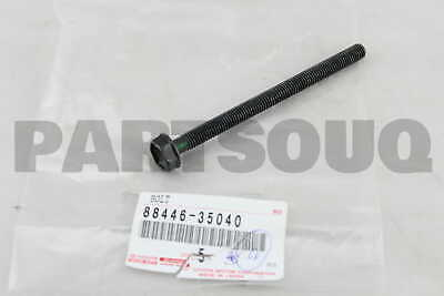 88444-60120 Toyota OEM Genuine BRACKET IDLE PULLEY