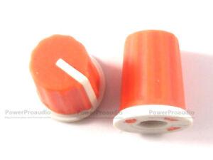 2-X-Orange-EQ-Rotary-Knob-DAA1176-DAA1305-For-Pioneer-DJM800-900-2000-NXS