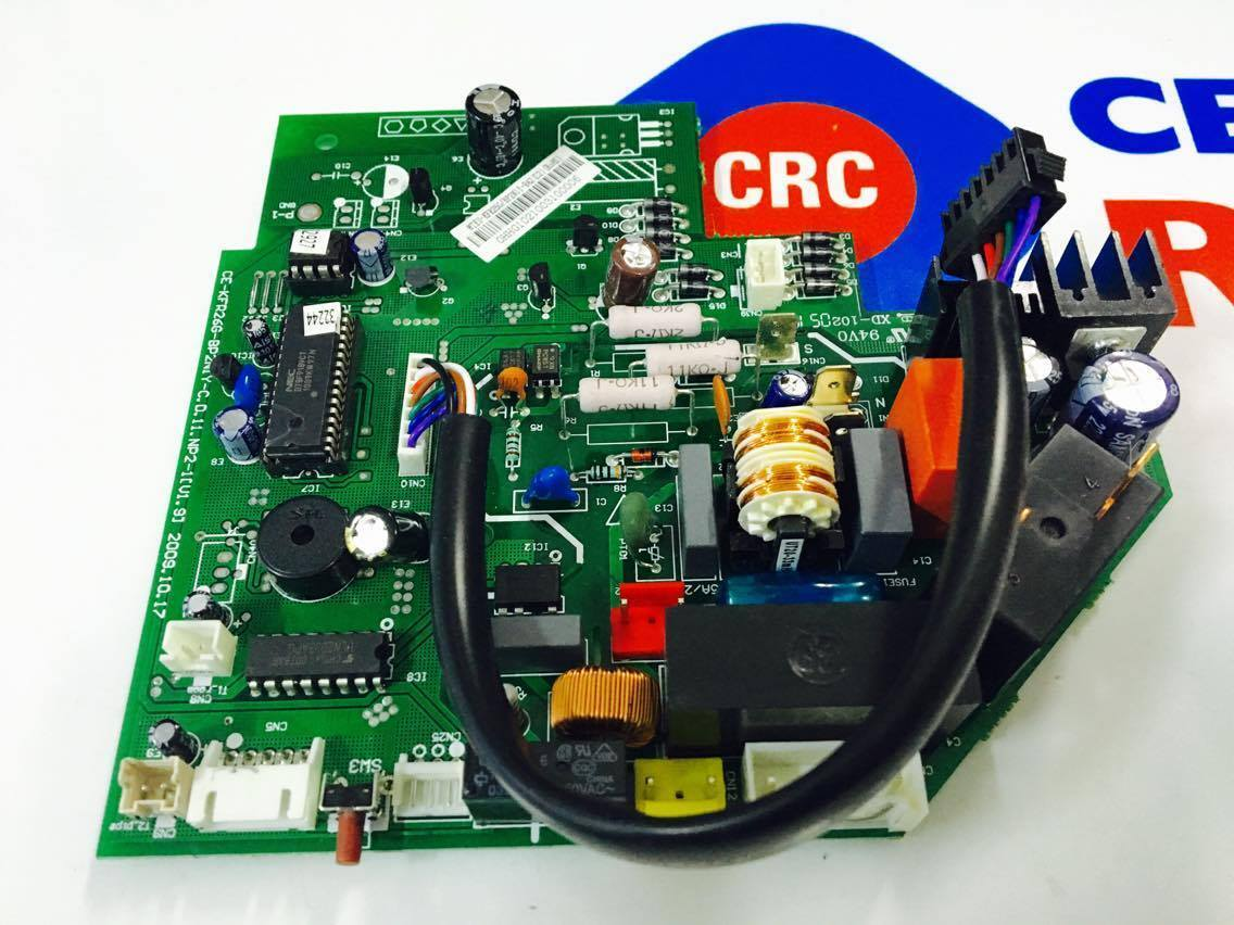 SCHEDA ELETTRONICA RICAMBIO CONDIZIONATORE ARISTON CODICE  CRC65109757