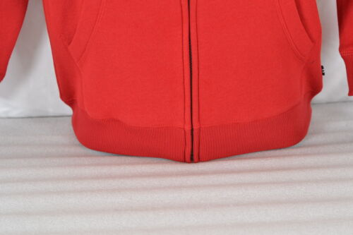 Youth Boy/'s NauticaColor Block Fleece Lined Jacket Red