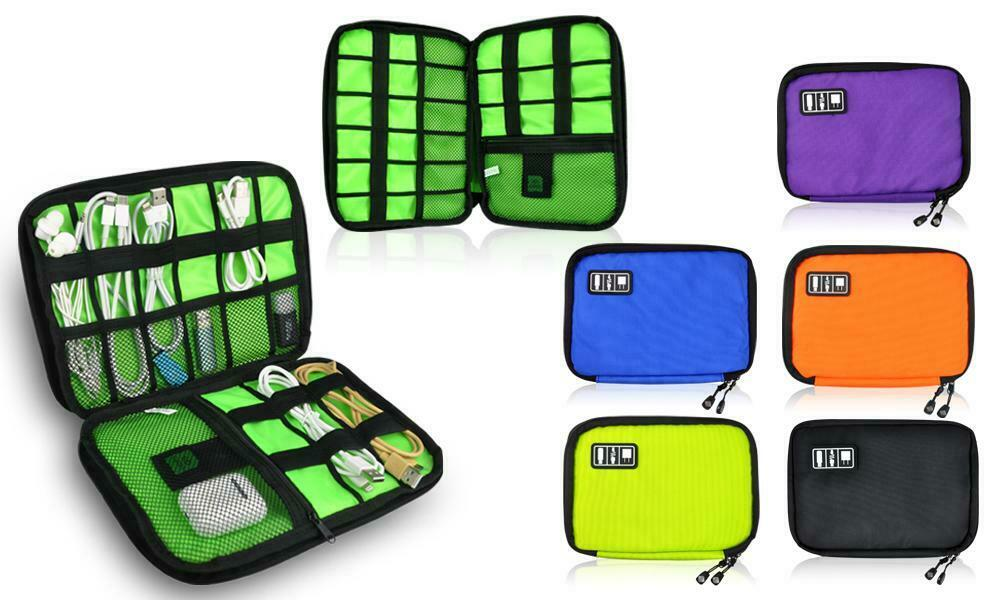 Apachie cable organiser green