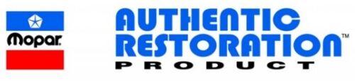 1965 Plymouth Belvedere Satellite Hood Trunk Letters Set TrimParts Mopar USA
