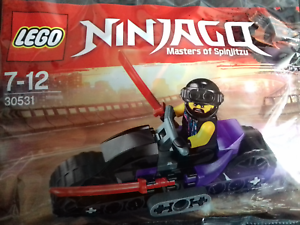 LEGO-NINJAGO-SONS-OF-GARMADON-30531-Polybag-BNIP