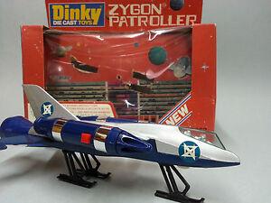 Dinki - Patrouilleur en étain Zygon avec station de découpe 363
