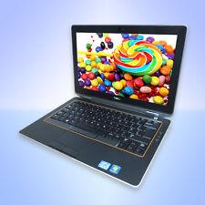 Dell Latitude E6320 Core i7-2620M 2,7GHz 4Gb 250GB DVD-RW Win7 13,3``TFT Webcam