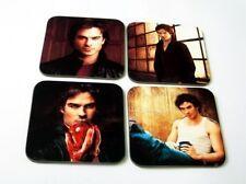 The Vampire Diaries Damon TV Show Set sottobicchieri