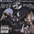 Most Known Unknown [PA] by Three 6 Mafia (CD, Sep-2005, Sony Music Distribution (USA))