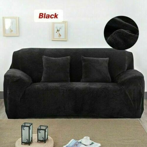 1//2//3//4 Seater Sofa Couch Covers Furniture Protector Slipcovers Stretch Elastic