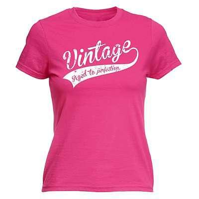 Divertente Uomo T Shirts vintage invecchiato a puntino vecchia T-shirt birthday