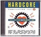 HARDCORE COMPILATION VOLUME 4 (VG+EX) vol By Albertino & Giuseppe 1993