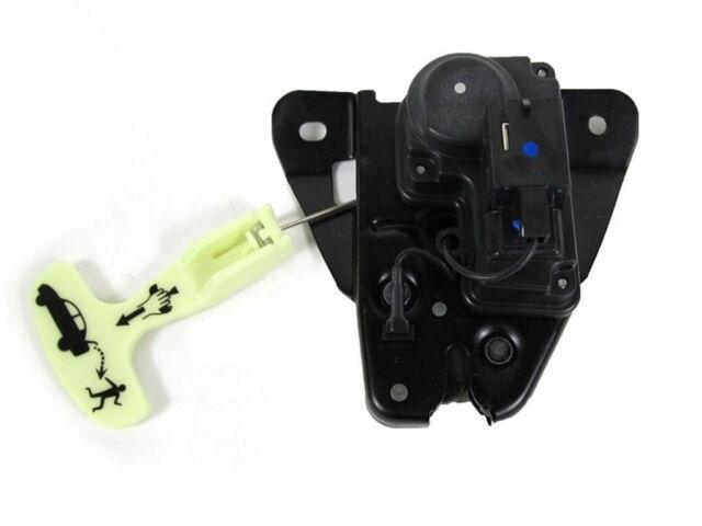 02-06 Toyota Camry Trunk Decklid Power Release Lock Latch OEM