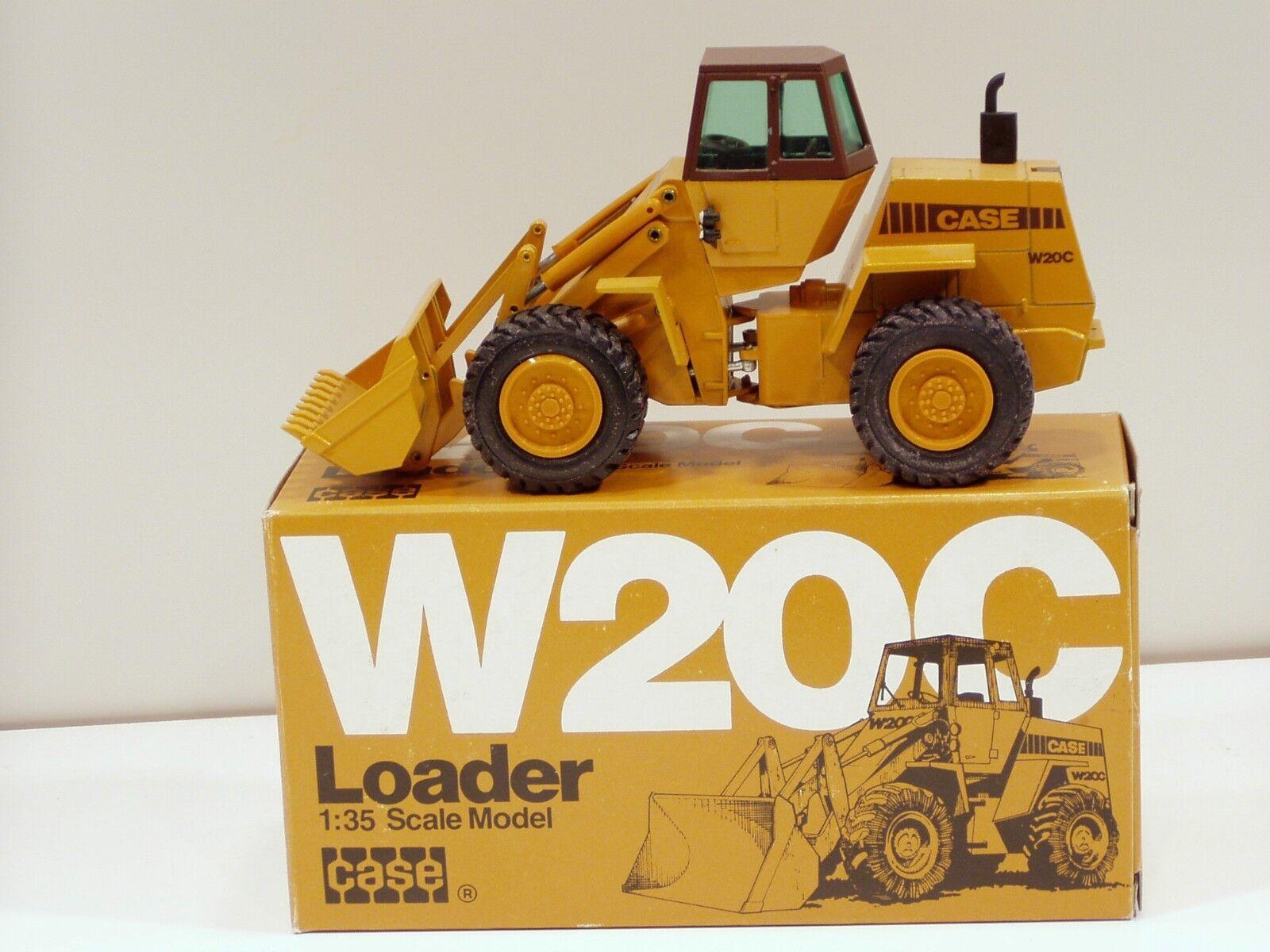 Estuche Cargador De W20C - 1/35 - NZG 214 - N. Menta en caja