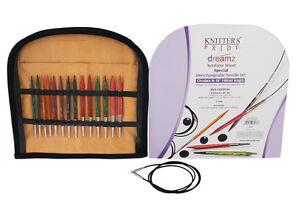 "Knitter's Pride Dream Symfonie Special 16"" Interchangeable Circular Needle Set"