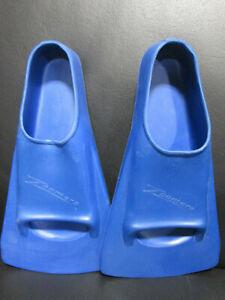 Finis Zoomers Blue Size C Swim Fins New Ebay