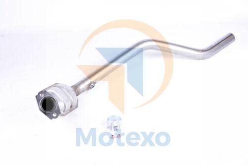 offside Catalytic Converter JAGUAR S-TYPE 2.5i V6 3//02-6//05