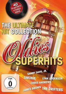 OLDIES-SUPERHITS-SMOKIE-JAMES-BROWN-CHRIS-NORMAN-3-DVD-NEU
