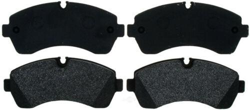 Disc Brake Pad Set-Semi-Metallic Front,Rear ACDelco Pro Brakes 17D1268M