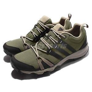 premium selection b502a 5ada4 La imagen se está cargando Adidas-Terrex-tracerocker-Verde-Negro-para-Hombre -al-