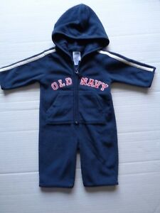 50891eb5ef01 Old Navy Baby girls Boys Fleece Bunting Bodysuit Hoodie Coat Hood ...