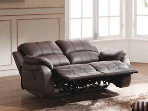 voll leder couch sofa garnitur relaxsessel fernsehsessel 5129 2 377 sofort ebay. Black Bedroom Furniture Sets. Home Design Ideas