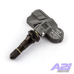 1 TPMS Tire Pressure Sensor 315Mhz Rubber for 07-09 Ford Fusion
